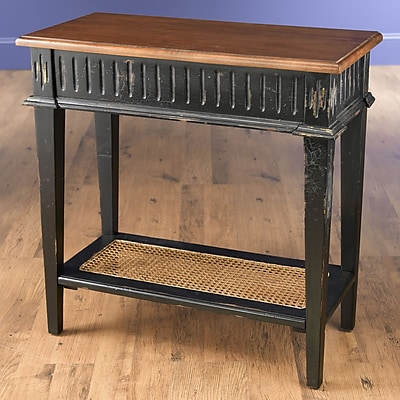 AA Importing Console Table; Black