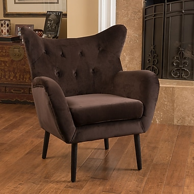 George Oliver Colden Armchair; Coffee