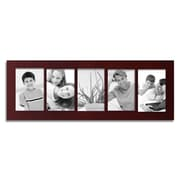 AdecoTrading 5 Opening Decorative Wall Hanging Picture Frame