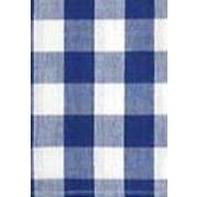 Traders and Company Picnic Dishtowel (Set of 6); Blue