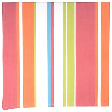 Traders and Company Bayside 100pct Cotton Striped Tablecloth