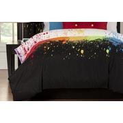 Crayola Crayola Cosmic Burst Comforter Set; Full/Queen