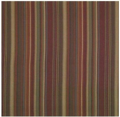 Traders and Company Sierra 100pct Cotton Striped Tablecloth