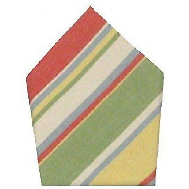 Traders and Company Cherry Cola 100pct Cotton Striped Napkins (Set of 6)