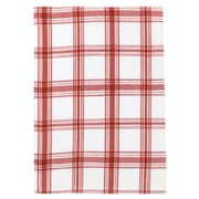 Traders and Company Cold Dishtowel (Set of 6); Red / White