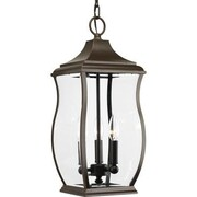 Progress Lighting Township 3-Light Outdoor Hanging Lantern
