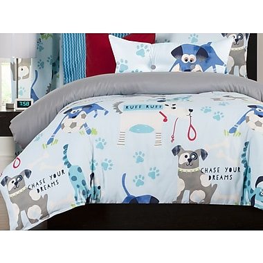Crayola Crayola Chase Your Dreams Duvet Cover Set; Twin