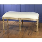 AA Importing Upholstered Bedroom Bench