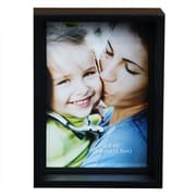 AdecoTrading Decorative Shadow Box Style Picture Frame; 5'' x 7''