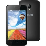 "RCA RLTP4028-BLACk 4"" Android Dual-Core Smartphone with Dual Camera"