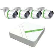 Ezviz Bd-1424b1 4-channel 1080p Analog System w/1tb Hard Drive & 4 Weatherproof 1080p Bullet Cameras