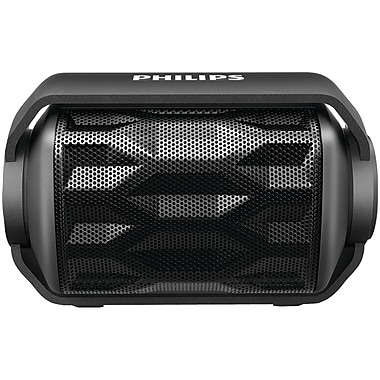 Philips Bt2200b/27 Rugged Waterproof Bluetooth Portable Speaker