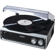 JENSEN JTA-232 3-Speed Stereo Turntable