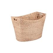 Honey Can Do Tall Water Hyacinth Basket Set, natural (STO-04463)