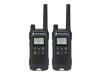 Motorola Talkabout® T460 T4B32201LERAAV Weather Alert FRS/GMRS Two-Way Radio