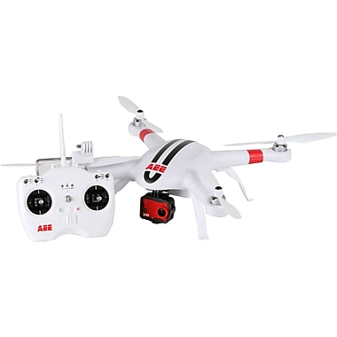 AEE AP CAM Drone with GPS and 1080P 16MP S40 Pro Camera
