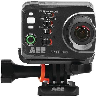 AEE - Caméra vidéo S71T Plus 4K 2,7K 1080P-60,16MP, 120 ips