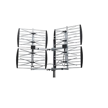 Stellar Labs 80 Mile Dual Quad Bay Bow Tie Antenna