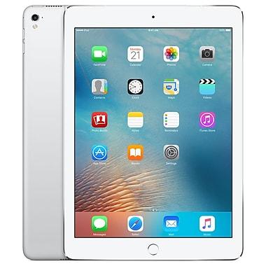 Apple - iPad Pro (MLPX2CL/A) 9,7 po, puce A9X 3e génération, 32 Go, Wi-Fi + Cellular, argent