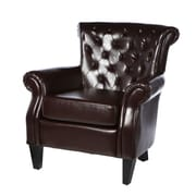 Home Loft Concepts McClain Tufted Upholstered Club Chair
