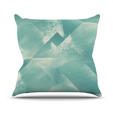 KESS InHouse Wild Sky by Danny Ivan Throw Pillow; 16'' H x 16'' W x 1'' D