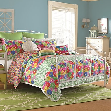 Collier Campbell English Bloom Duvet Cover; Full/Queen