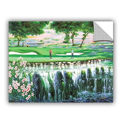 ArtWall 7th At Hills Of Lakeway Wall Mural; 36'' H x 48'' W x 0.1'' D