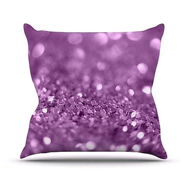 KESS InHouse Radiance by Beth Engel Throw Pillow; 18'' H x 18'' W x 1'' D