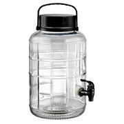 Artland Tailgate Beverage Dispenser; Black