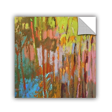 ArtWall Trees Two Wall Mural; 18'' H x 18'' W x 0.1'' D