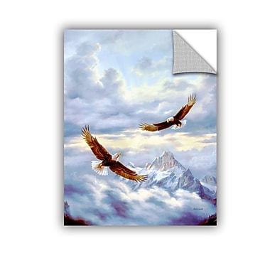 ArtWall Spirits Of The Wind Wall Mural; 18'' H x 14'' W x 0.1'' D