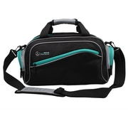Mercedes AMG Petronas Small Sport Bag, Black (AMGJ-005)