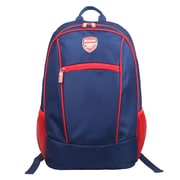 Arsenal Blue Polyester Active Backpack (ARS003)