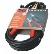 Coleman Cable 08120 10-Gauge Light Duty Booster Cables, 12-Feet