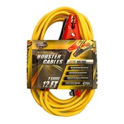 Coleman Cable 08471 8-Gauge Medium Duty Booster Cables, 12-Feet