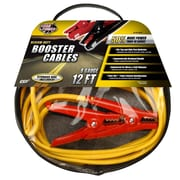 Coleman Cable 08467 8-Gauge Medium Duty Booster Cables with Bag, 12-Feet