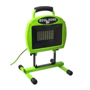 Designers Edge L1315 63-LED Portable Work Light, 6-Foot Cord, Green