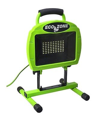 Designers Edge L1315 63-LED Portable Work Light, 6-Foot Cord, Green