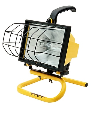 Designers Edge L20 500-Watt Portable Halogen Work Light