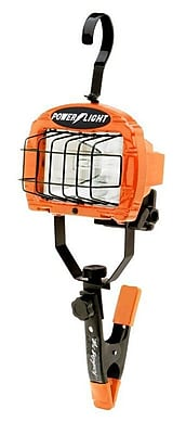 Designers Edge L845 250-Watt Portable Halogen Clamp Light