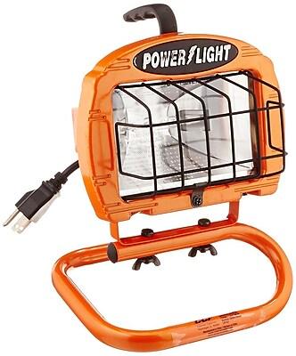 Designers Edge L860 250-Watt Portable Halogen Work Light