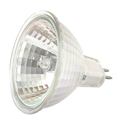 Moonrays 95510 50-Watt 12-Volt MR-16 Halogen Replacement Light Bulb, Clear Glass