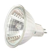 Moonrays 95508 20-Watt 12-Volt MR-11 Halogen Replacement Light Bulb, Clear Glass