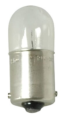 Moonrays 95512 20-Watt 12-Volt Bayonet Base Light Bulb, Clear Glass