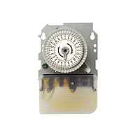 Woods 59101M 120-Volt SPST 24-Hour Mechanical Time Switch, 40-Amp, Replacement Mechanism Only