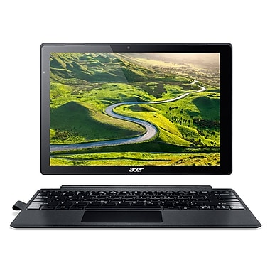 Acer - Tablette tactile Switch Alpha 12 SA5-271-51XD, 12 po, i5-6200U, RAM 8 Go, SSD 128 Go, Windows 10