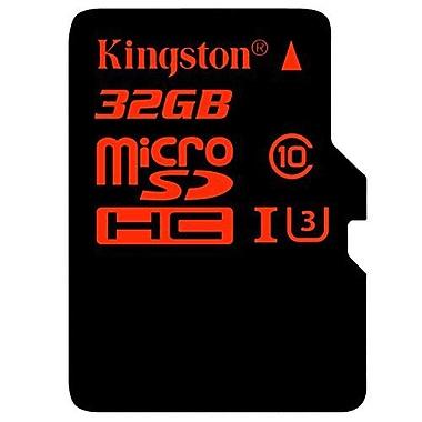 Kingston MicroSDHC/SDXC UHS-I U3 Memory Card