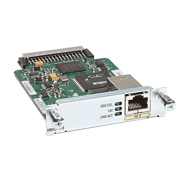 Cisco Enhanced High-Speed WAN Interface Cards