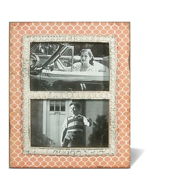 American Mercantile Wood Double Picture Frame
