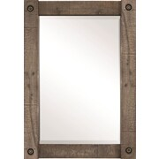 Ren-Wil Commonwealth Framed Rectangular Mirror